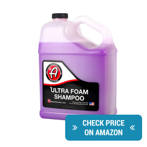 Adam's Ultra Foam Shampoo Review