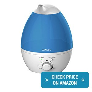 Aennon Cool Mist Humidifier Review