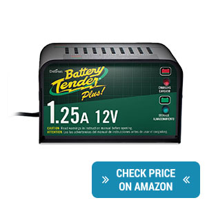 Battery Tender Plus 021 0128 Review