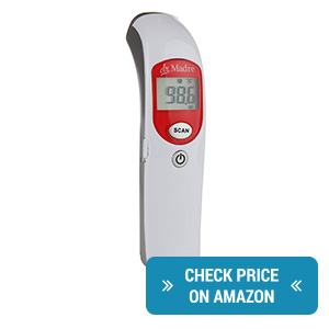 Dr.Madre non Contact Digital Baby Thermometer review
