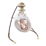 Fisher-Price My Little Snugapuppy Cradle 'n Swing