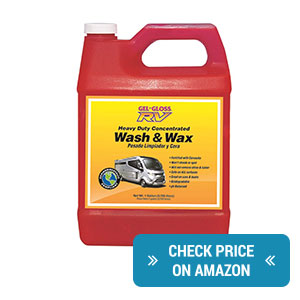 Gel Gloss RV Wash and Wax Review