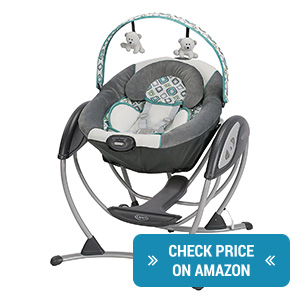 Graco Glider LX Baby Swing Review