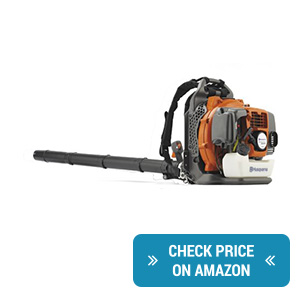 Husqvarna 350BT Professional Gas Backpack Blower Review