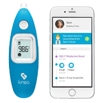 Kinsa Digital SMART Thermometer for Baby