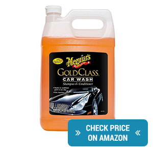 Meguiars G7101FFP Gold Class Car Wash Review