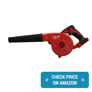 Milwaukee 0884 20 M18 Compact Blower Review