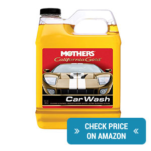 Mothers California Gold Car Wash Review