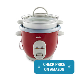 Oster Red Rice Cooker review