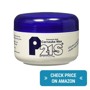 P21S Carnauba Wax Review