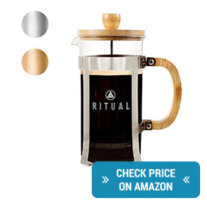 Ritual Bamboo French Press review