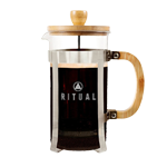 Ritual Bamboo French Press