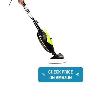 SKG 1500W Non Chemical Hot Steam Mop Review