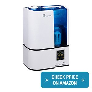 TaoTronics Humidifier TT AH001 Review