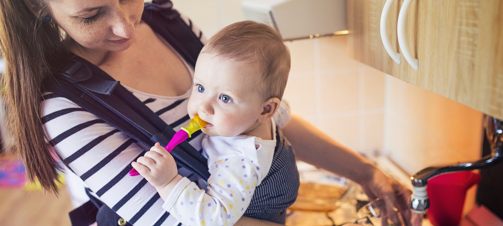 Baby Carrier Safety Tips