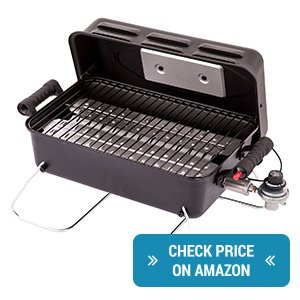 Char Broil Portable Gas Grill Review