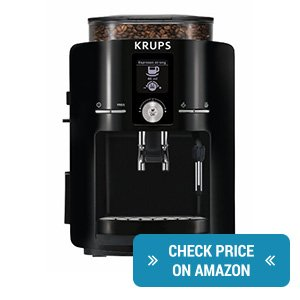 Krups EA8250 Espresseria Review