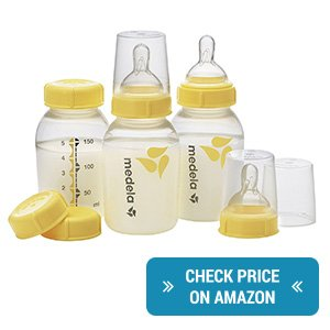 Medela Breastmilk Set Review